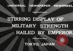 Image of Emperor Hirohito Tokyo Japan, 1932, second 3 stock footage video 65675061018