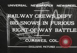 Image of train Colorado United States USA, 1932, second 5 stock footage video 65675061019