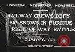 Image of train Colorado United States USA, 1932, second 7 stock footage video 65675061019
