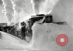 Image of train Colorado United States USA, 1932, second 34 stock footage video 65675061019