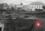 Image of workers Herculaneum Italy, 1932, second 14 stock footage video 65675061020