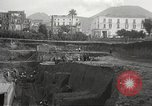 Image of workers Herculaneum Italy, 1932, second 15 stock footage video 65675061020