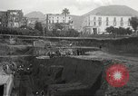 Image of workers Herculaneum Italy, 1932, second 16 stock footage video 65675061020