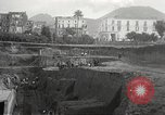 Image of workers Herculaneum Italy, 1932, second 17 stock footage video 65675061020