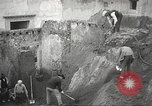 Image of workers Herculaneum Italy, 1932, second 19 stock footage video 65675061020