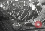 Image of workers Herculaneum Italy, 1932, second 28 stock footage video 65675061020