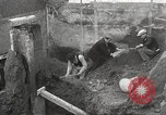 Image of workers Herculaneum Italy, 1932, second 30 stock footage video 65675061020