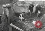 Image of workers Herculaneum Italy, 1932, second 33 stock footage video 65675061020