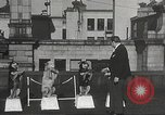Image of dogs training for stage performance Boston Massachusetts USA, 1934, second 9 stock footage video 65675061028
