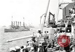 Image of US Navy Destroyer launches torpedo New York City USA, 1920, second 2 stock footage video 65675061036