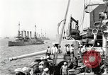 Image of US Navy Destroyer launches torpedo New York City USA, 1920, second 4 stock footage video 65675061036