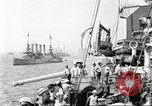 Image of US Navy Destroyer launches torpedo New York City USA, 1920, second 5 stock footage video 65675061036