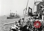Image of US Navy Destroyer launches torpedo New York City USA, 1920, second 12 stock footage video 65675061036