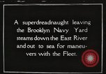 Image of dreadnought New York United States USA, 1920, second 1 stock footage video 65675061037
