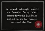 Image of dreadnought New York United States USA, 1920, second 4 stock footage video 65675061037
