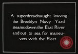 Image of dreadnought New York United States USA, 1920, second 7 stock footage video 65675061037