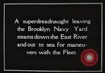 Image of dreadnought New York United States USA, 1920, second 15 stock footage video 65675061037