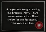 Image of dreadnought New York United States USA, 1920, second 19 stock footage video 65675061037