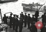 Image of British Navy Admiral Beatty in World War I Scotland, 1917, second 2 stock footage video 65675061040