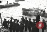 Image of British Navy Admiral Beatty in World War I Scotland, 1917, second 4 stock footage video 65675061040