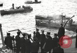 Image of British Navy Admiral Beatty in World War I Scotland, 1917, second 5 stock footage video 65675061040