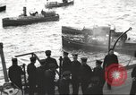 Image of British Navy Admiral Beatty in World War I Scotland, 1917, second 6 stock footage video 65675061040
