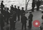 Image of British Navy Admiral Beatty in World War I Scotland, 1917, second 10 stock footage video 65675061040