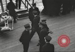 Image of British Navy Admiral Beatty in World War I Scotland, 1917, second 13 stock footage video 65675061040