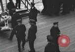 Image of British Navy Admiral Beatty in World War I Scotland, 1917, second 14 stock footage video 65675061040