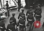 Image of British Navy Admiral Beatty in World War I Scotland, 1917, second 16 stock footage video 65675061040