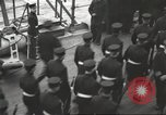 Image of British Navy Admiral Beatty in World War I Scotland, 1917, second 18 stock footage video 65675061040