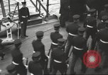 Image of British Navy Admiral Beatty in World War I Scotland, 1917, second 21 stock footage video 65675061040