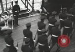 Image of British Navy Admiral Beatty in World War I Scotland, 1917, second 22 stock footage video 65675061040