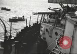 Image of British Navy Admiral Beatty in World War I Scotland, 1917, second 26 stock footage video 65675061040
