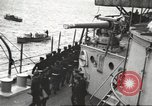 Image of British Navy Admiral Beatty in World War I Scotland, 1917, second 27 stock footage video 65675061040