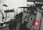 Image of British Navy Admiral Beatty in World War I Scotland, 1917, second 29 stock footage video 65675061040