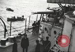 Image of British Navy Admiral Beatty in World War I Scotland, 1917, second 30 stock footage video 65675061040