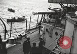 Image of British Navy Admiral Beatty in World War I Scotland, 1917, second 31 stock footage video 65675061040