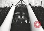 Image of British Navy Admiral Beatty in World War I Scotland, 1917, second 43 stock footage video 65675061040
