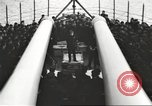 Image of British Navy Admiral Beatty in World War I Scotland, 1917, second 46 stock footage video 65675061040