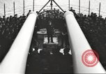 Image of British Navy Admiral Beatty in World War I Scotland, 1917, second 47 stock footage video 65675061040