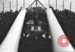 Image of British Navy Admiral Beatty in World War I Scotland, 1917, second 50 stock footage video 65675061040