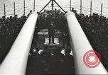 Image of British Navy Admiral Beatty in World War I Scotland, 1917, second 51 stock footage video 65675061040