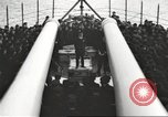 Image of British Navy Admiral Beatty in World War I Scotland, 1917, second 52 stock footage video 65675061040