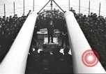 Image of British Navy Admiral Beatty in World War I Scotland, 1917, second 53 stock footage video 65675061040