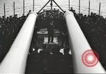 Image of British Navy Admiral Beatty in World War I Scotland, 1917, second 54 stock footage video 65675061040