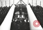 Image of British Navy Admiral Beatty in World War I Scotland, 1917, second 55 stock footage video 65675061040