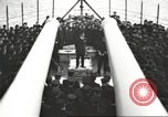 Image of British Navy Admiral Beatty in World War I Scotland, 1917, second 56 stock footage video 65675061040