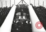 Image of British Navy Admiral Beatty in World War I Scotland, 1917, second 57 stock footage video 65675061040