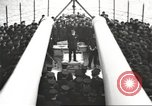 Image of British Navy Admiral Beatty in World War I Scotland, 1917, second 59 stock footage video 65675061040